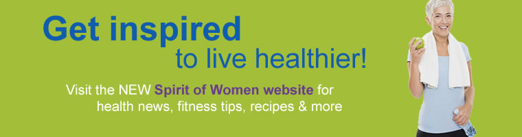 Get inspired to live healthier!