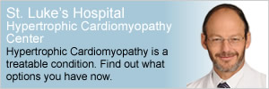 St. Luke's Hospital Hypertrophic Cardiomyopathy Center