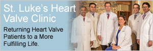 St. Luke's Heart Valve Clinic