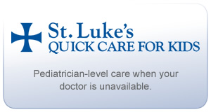 St. Luke's Quick Care for Kids