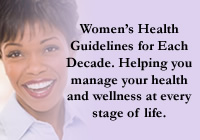 Women's Health Guidelines