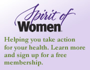Spirit of Women Free Membership